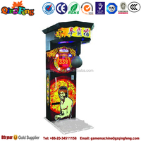MA-QF300-2 hot sale electric coin operated amusement boxing champion sports game machine