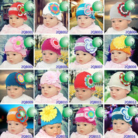 2015 new arrival baby amour knit top children kids hats M5042901