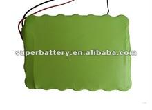 16V 10Ah LiFePO4 18650 Li-ion battery Use as Backup Power