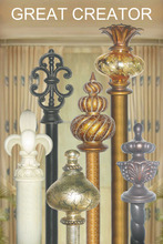 Where to buy curtain rods? Best Place To Buy Curtain rods - Great Creator Home Decoration Co., Ltd., Factory Since 1980