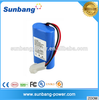 Rechargeable li-ion battery 7.4v 1100mah for Children Toys