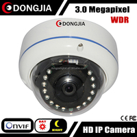 Day and night motion detection android full HD security camera 3mp