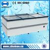 commercial used display freezer showcase,frozen food storage