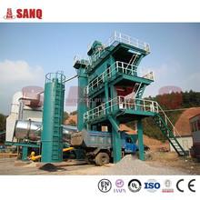 50-64t/h Asphalt Mixing Plant With Diesel Burner Bag Dust Filter
