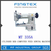 Cylinder Bed Compound Feed Sewing Machine (MT335A)