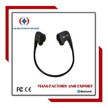 China unique model Exceed IPX8 Portable bone conduction waterproof earphone underwater sport mp3 CQX-S89