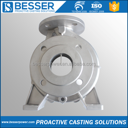 China Supplier High Quality ISO9001 Customized Booster Pump CNC Machining Investment Casting