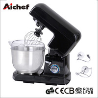 550w kneaders bakery electric stand mixers dough maker