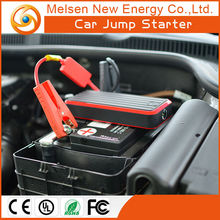 2015 hot selling new model with CE/ROHS/FCC certifications portable 12000mAh car battery portable charge all jump starter