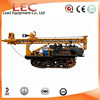 150m depth crawler water well drilling machine for sale in Japan