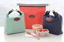 Best Newest Nylon Insulated Lunch Bag