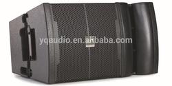 800w plywood 2-way 12inch line array speaker line vrx