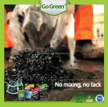 Go Green asphalt cold patch / potholes repair / asphalt road repair