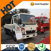 FACTORY DIRECTLY HOWO 4*2 DIESEL EURO 4 LIGHT TRUCK FOR SALE