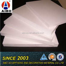 digital printing plastic white fire retardant insulation extruded polystyrene foam board