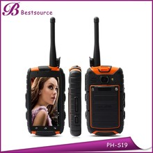 Waterproof rugged mobile phone MTK6589 Quad core Android rugged cell phone