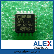 STM32F303CCT6 new led drive ic chips for sale 2015+