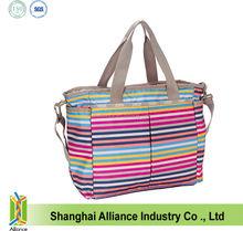 fashion mother diaper bag, lessure bag eco friend