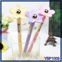 Venta al por mayor papelería decorativo bolígrafos famosa marcas de bolígrafo