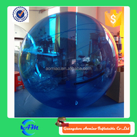 color water ball inflatable bubble ball for water walk in plastic bubble ball for sale