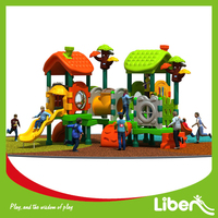 How to Build a Foam Padding Used Playground Equipment by High Quality and Kid Favorite Style Plasic Component
