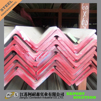 hot rolled steel angle iron specification
