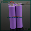 high drain 3.7v 6800mah 18650 rechargeable battery lithium battery