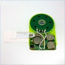 Pre-recorded sound module,press button pre-recorded sound module,sound module for toys/book