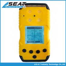 Customized Portable CO H2S O2 Gas Ultrasonic Leak Detector
