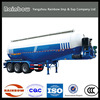 CIMC 3 Axle 42CBM Bulk Cement Tank Semi Trailer