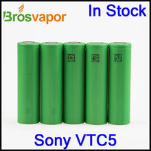 18650VTC5 18650us vtc5 2600mAh 30A Li-ion rechargeable battery US 18650VTC5 for sony