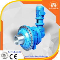 IOS9001 certificated factory high torque Bonfiglioli style multi transmission stage planet geared motor
