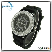 15 colors hot selling watch women fashion diamond women geneva watches