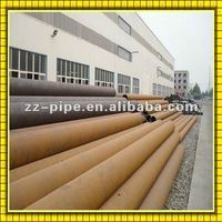 Carbon steel seamless pipes ASTM A106/A53/API5L GR.B Sch40 manufacturer