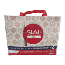 Recycle Durable Top quality foldable waterproof shopping bag