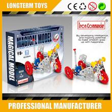 Creative metal model cars kits, small metal models, metal car models kits