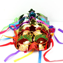 High quality wholeasale plain simple design masquerade party mask QMAK-1020