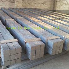 A36 Q235B ST37-2 SS400 barras de aço quadrado