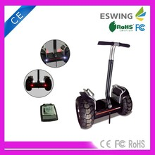 2015 new foldable outdoor big two wheels Intelligent self balancing off road electric scooter