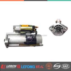 LB-D0010B 4m40 motor starter 12v 2.0kw 10t starter excavator starter motor