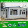 21st century modular house for hotel,shop