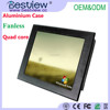 Bestview factory direct computer parts Fanless Quad Core 15 inch computer PC all in one