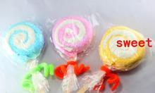 Hot Sale Lollipop Gift Towel