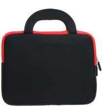 2014Hot Selling wholesale 3mm neoprene laptop bags with sublimation logo fashion laptop bag blank tote bag