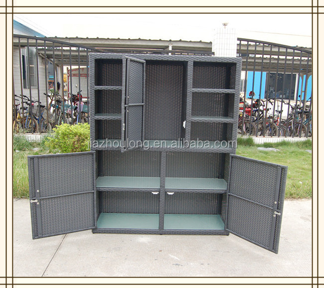 patio ext rieur armoires ext rieure armoire de rangement. Black Bedroom Furniture Sets. Home Design Ideas
