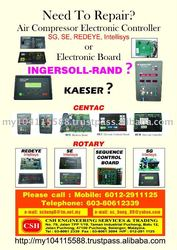 Air compressor --Centac mp3 , IR Intellisys controllers Sale, Repair & Service