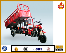 China hydraulic tipping bucket motorized tricycle