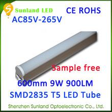 De alta qualidade CE ROHS pure white 9 w 48 pcs SMD2835 900lm modelos uniformes para escritório