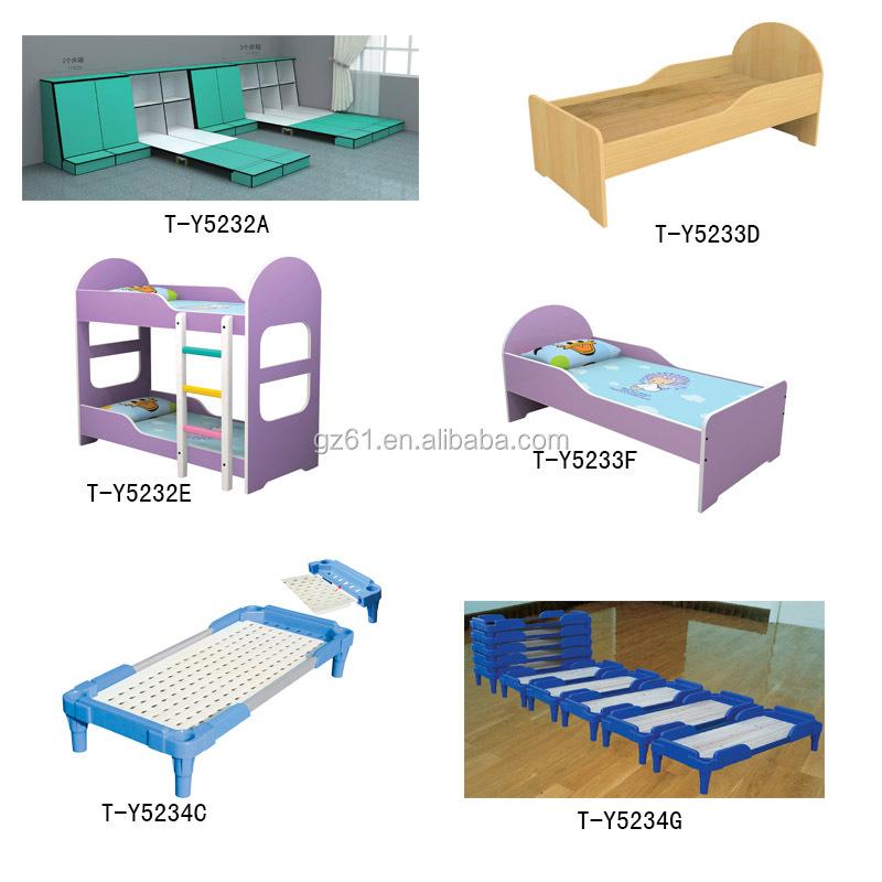 2014 Preschool Wooden Furniture Children Deluxe Bed Buy