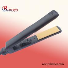 migliore vendita calda di capelli di ceramica elettrico ferro da stiro con display a led e temperatura regolabile